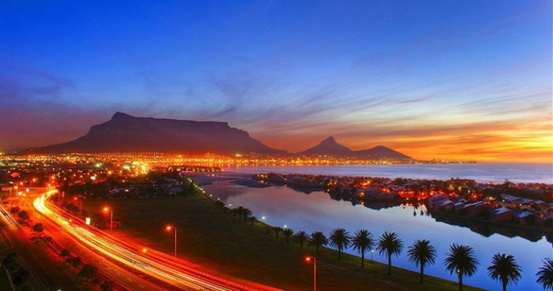 Cape Town top 10 city