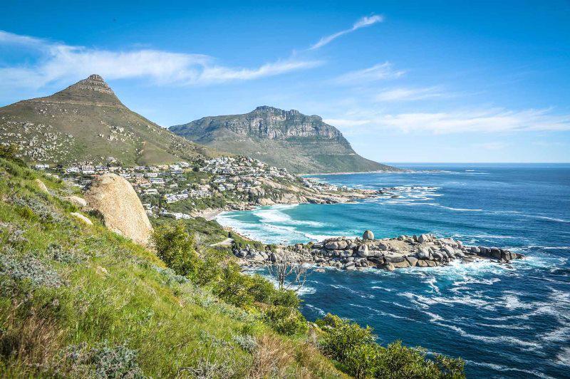 stunning villas Llandudno Cape Town