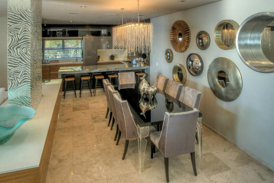 Aegea - Dining Area