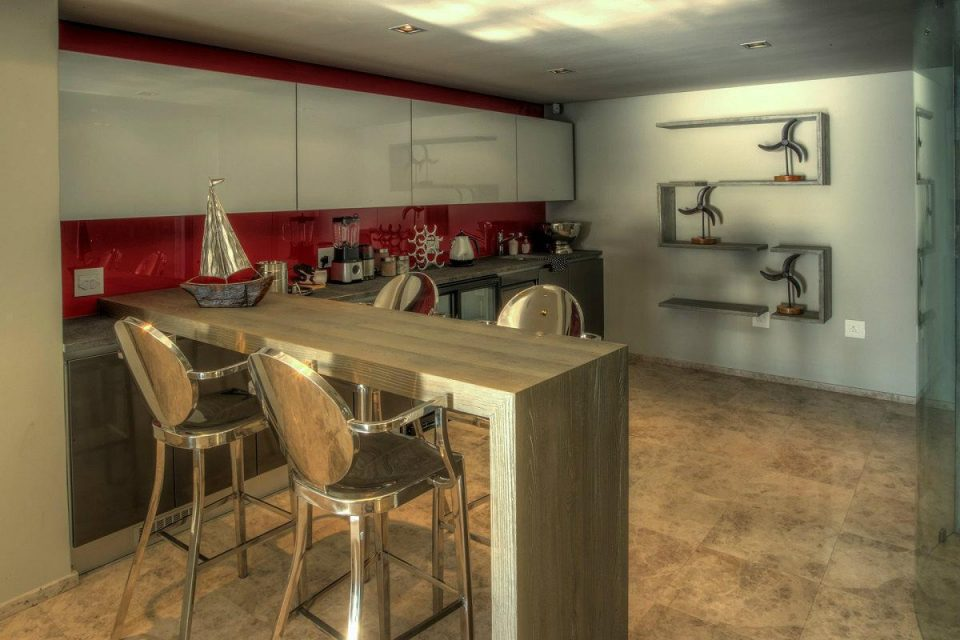 Aegea - Breakfast area