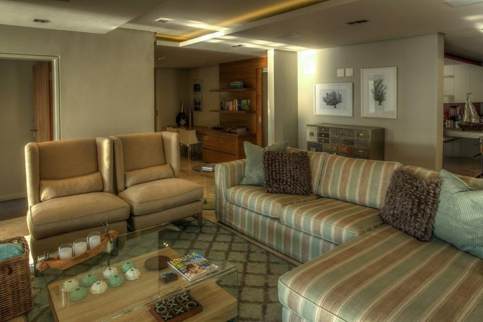 Aegea - Living area