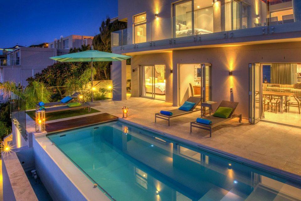 Aegea - Exterior & Pool