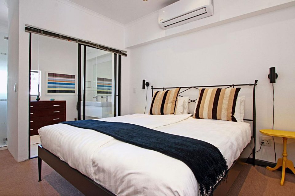 Bandar Place - Master bedroom