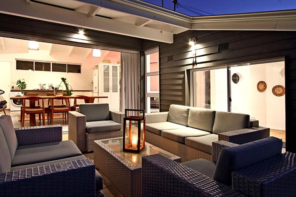 Bungalow on 4th - Outdoor seating