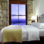 Camps Bay Terrace Lodge - Third bedroom & view