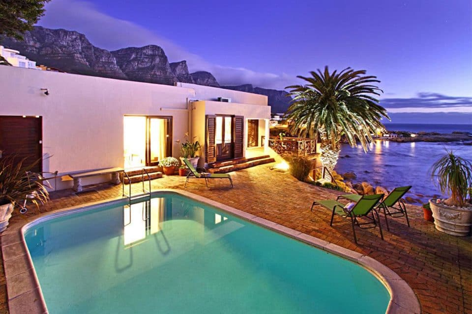 Camps Bay Terrace Lodge - Pool