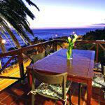 Camps Bay Terrace Lodge - Outdoor dining