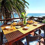 Camps Bay Terrace Lodge - Breakfast