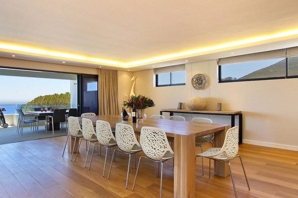Casablanca - Dining Room Table
