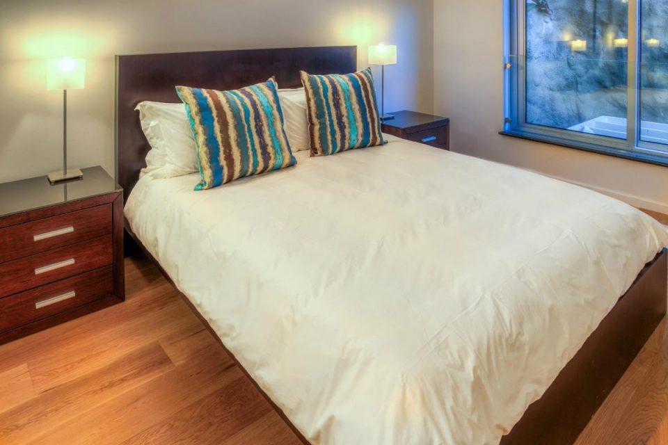 Clifton Rocks - Second bedroom