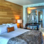 Clifton Rocks - Master bedroom