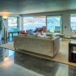 Clifton Rocks - Living area