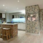 Dunmore Blue - Kitchen & entrance hall