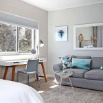 Dunmore Blue - Seating in master bedroom