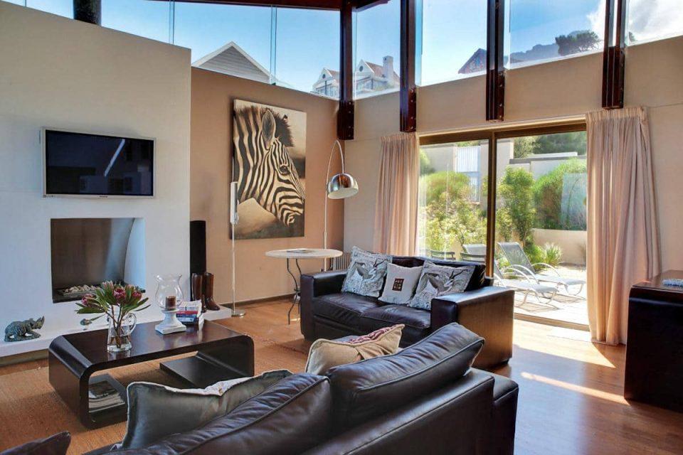 Oudekraal Lodge - Living space