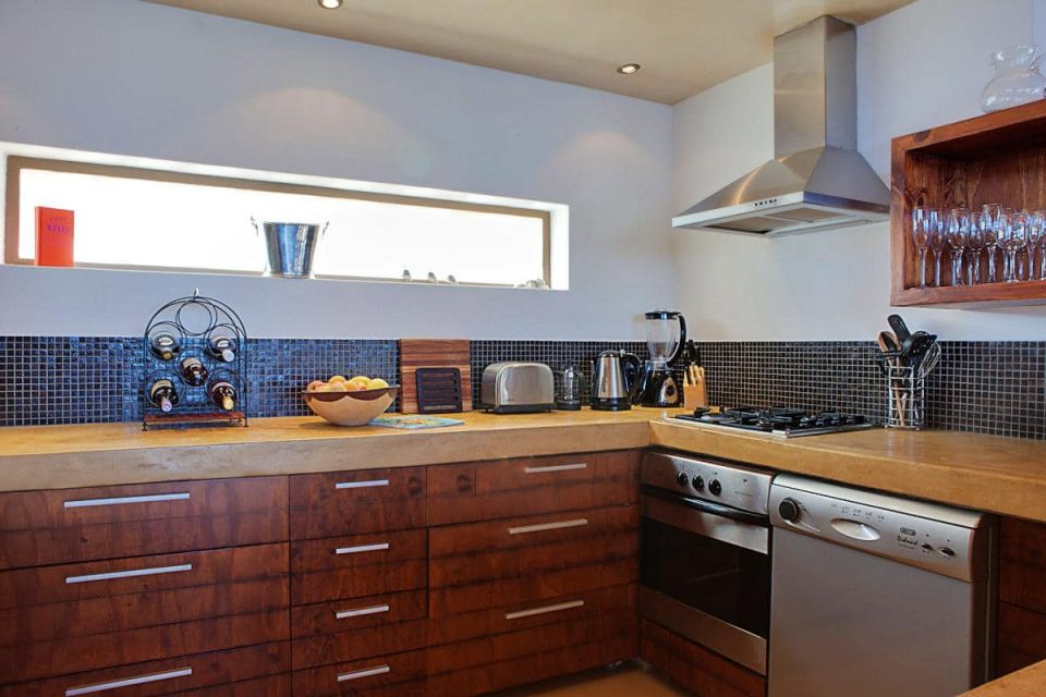 Oudekraal Lodge - Kitchen
