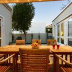 Six Selbourne - Outdoor dining