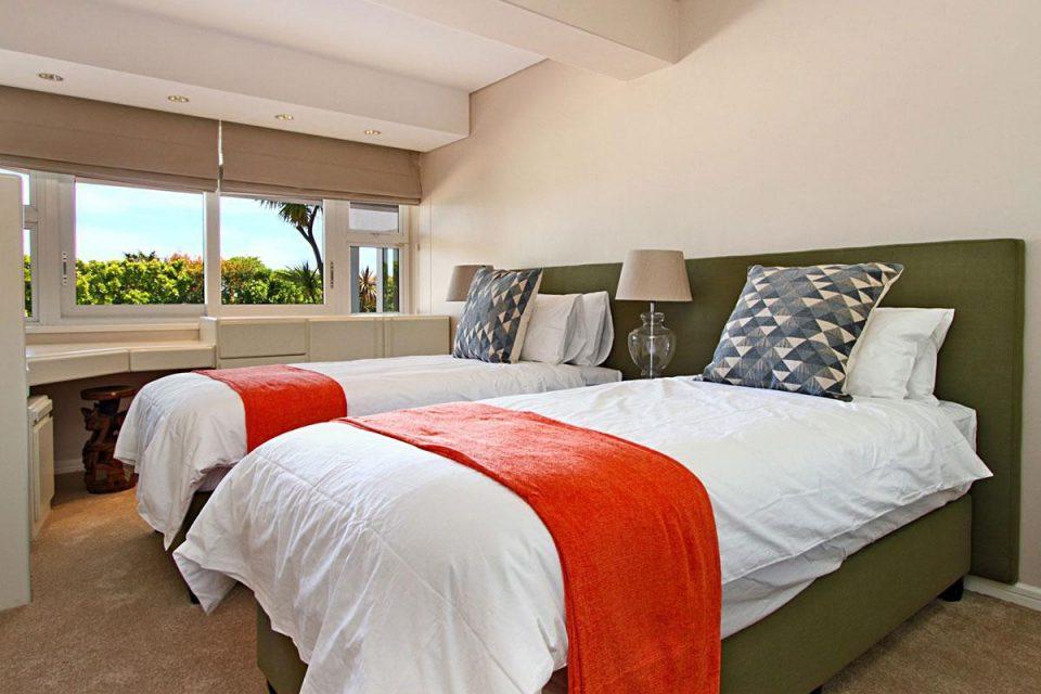Sixth bedroom; The Meadows