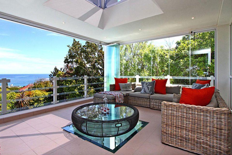 The Meadows - Terrace & pool