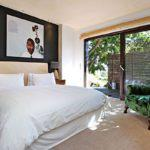 17 Geneva Lower - Master bedroom & courtyard access
