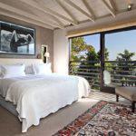 17 Geneva Upper - Master bedroom & view