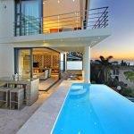 17 Geneva Drive - Exterior with pool & views