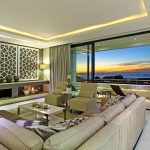 17 Geneva Drive - Living area with sea views
