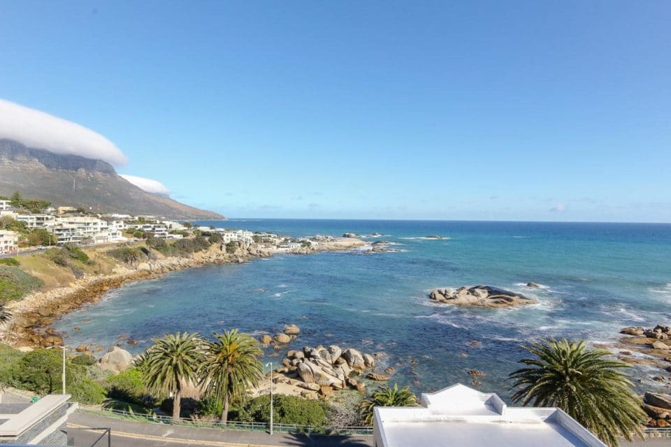 Camps Bay Terrace Penthouse - View