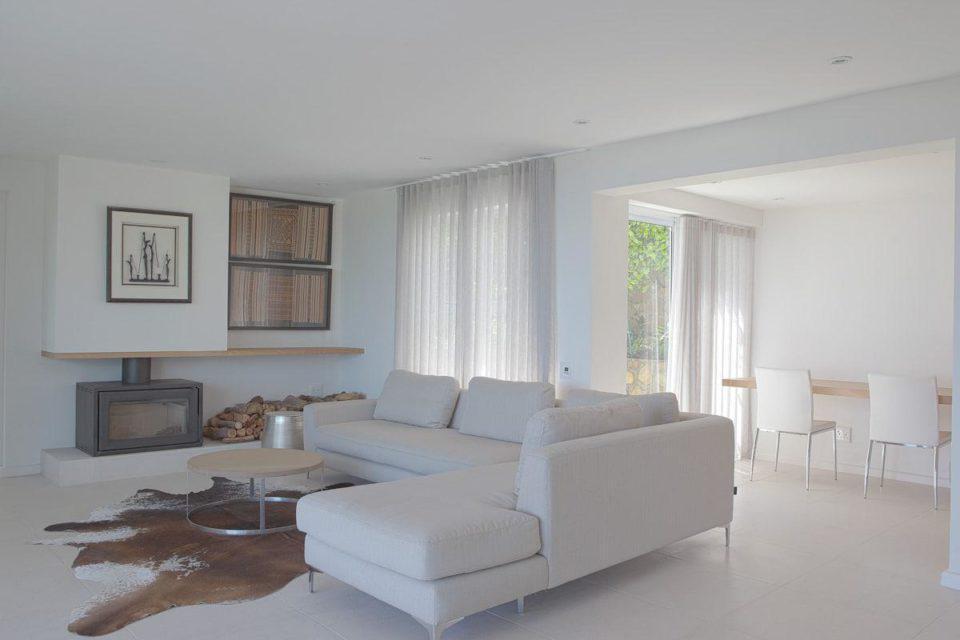 Le Blanc Villa - Living area
