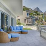 Penthouse on Clifton - Outdoor lounge
