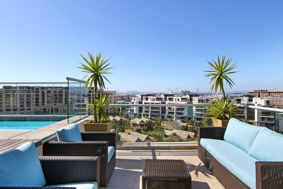 Juliette 703 - Apartment at the V&A Waterfront Marnina
