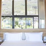 Villa Tierra - Master bedroom & mountain view