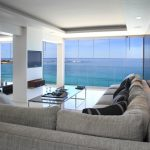 Aria - Living area & views