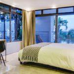 La Grande Vue - Second bedroom