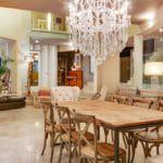 La Grande Vue - Dining area