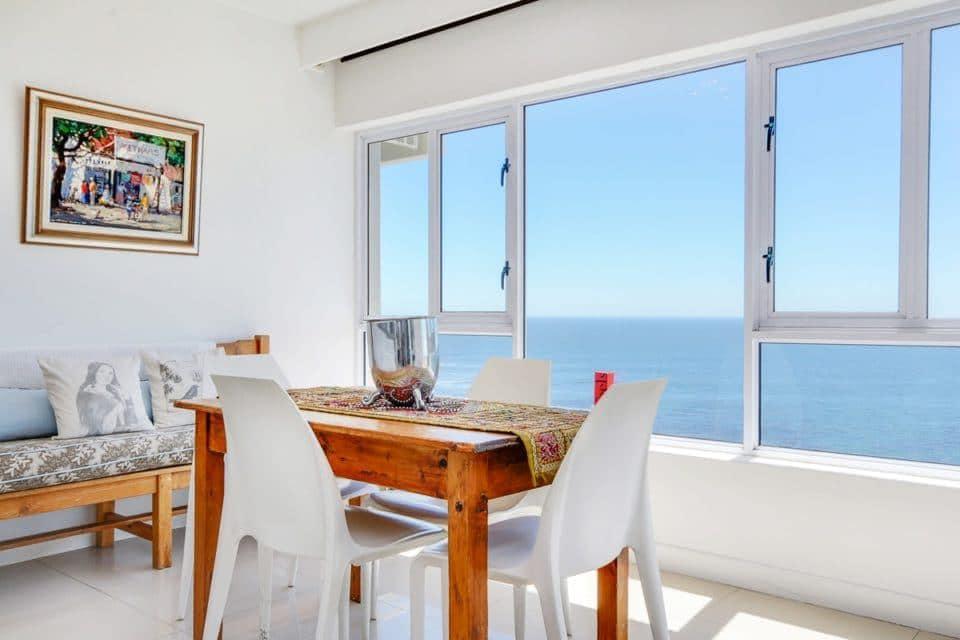 Atlantic Spray - Dining room with sea view