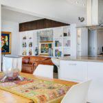 Atlantic Spray - Dining area, living area & kitchen