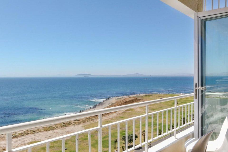 Atlantic Spray - Balcony with sea view