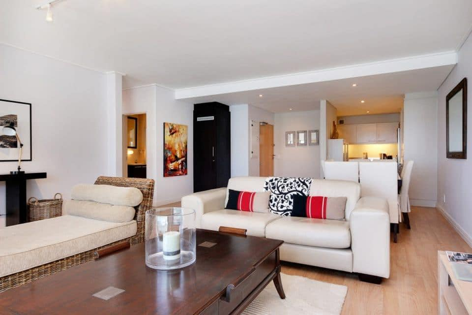 Dunmore Apartment - Living Area