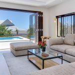 Jumeirah Blue - Living area