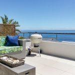 Jumeirah Blue - Balcony & BBQ