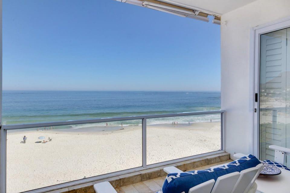 Clifton Attina - Beach View