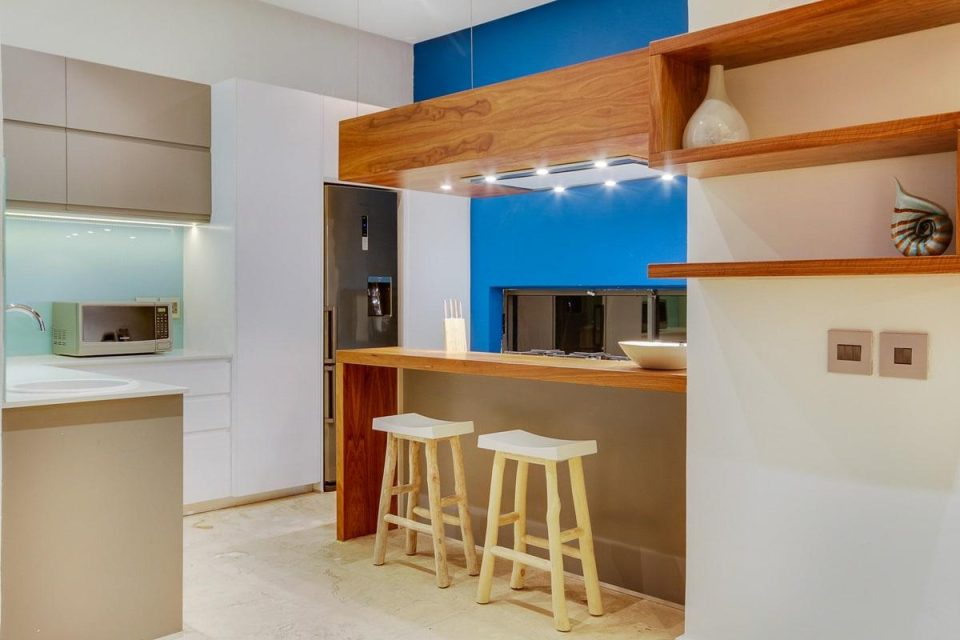 Harrier Place - Kitchen