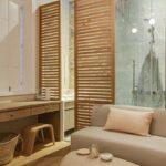 155 Waterkant - En-suite with seating area