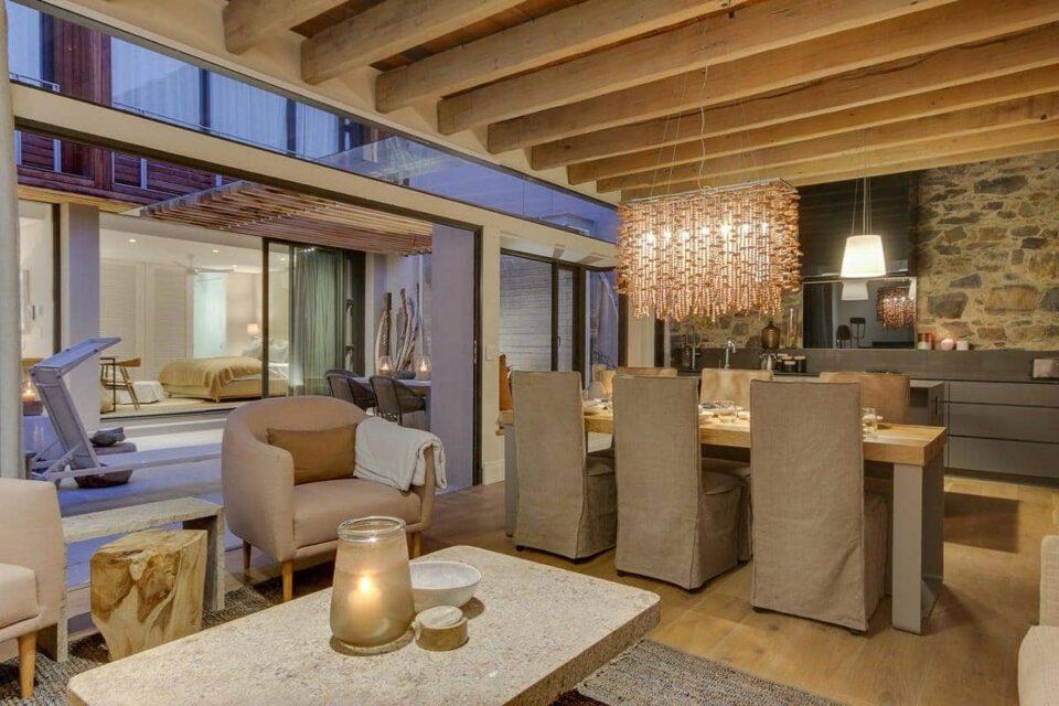 155 Waterkant - Dining & Kitchen area