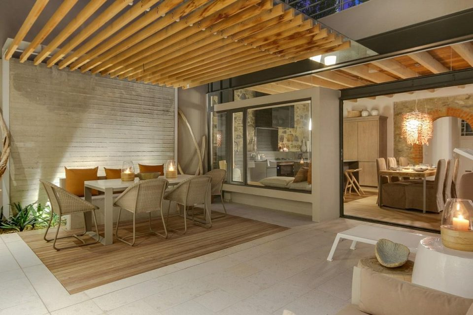 155 Waterkant - Courtyard