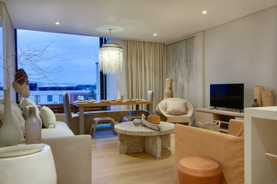 Loader A - Living & TV area