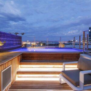 Loader B - Rooftop & Pool