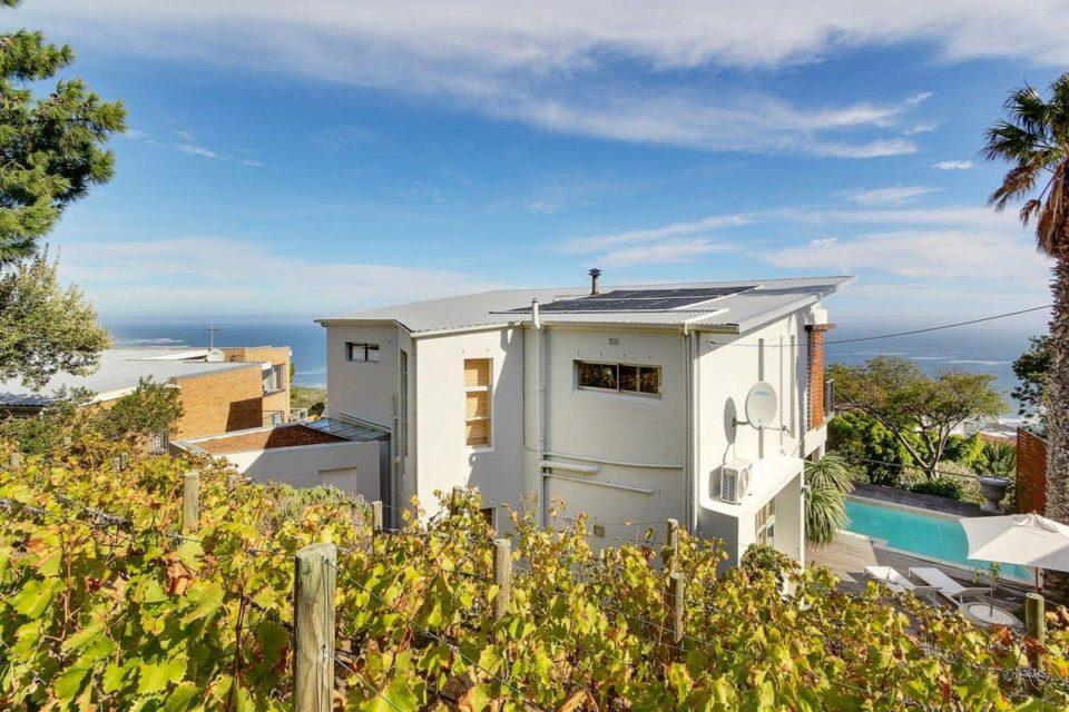 Villa Grenache - Vineyard & exterior