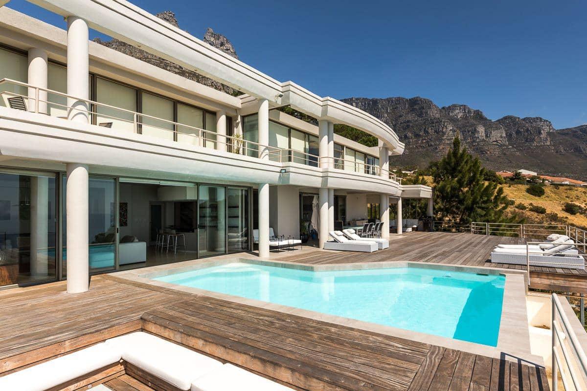 Geneva Sunset Villa - Holiday Rental in Camps Bay